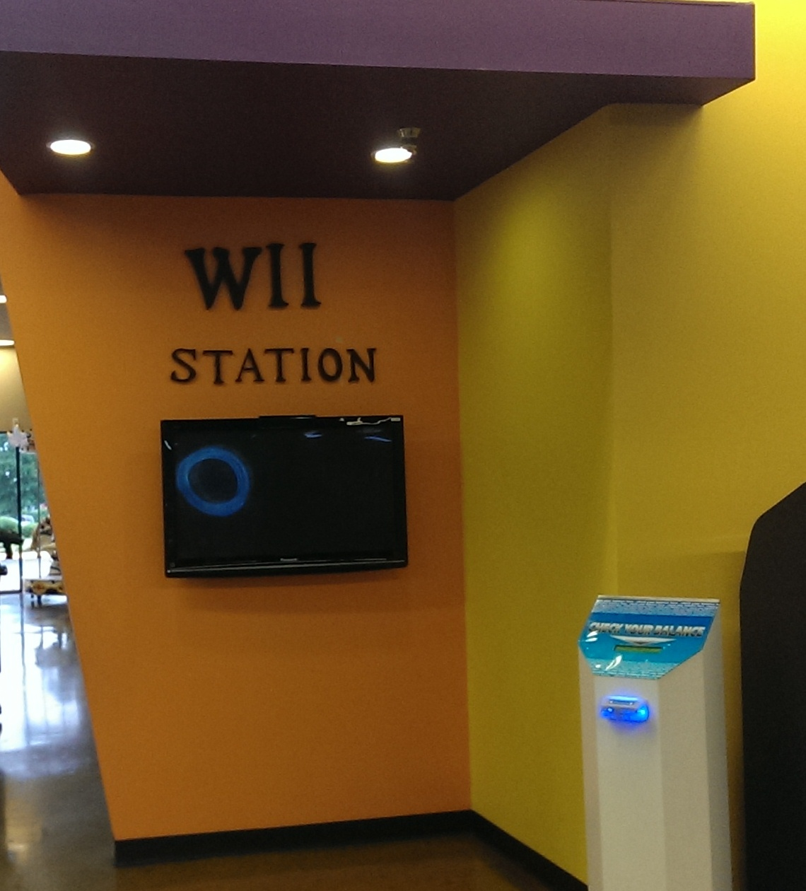 Wii Game Room